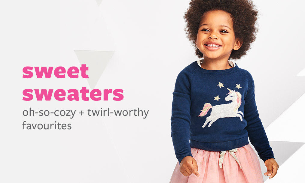 sweet sweaters - oh-so-cozy + twirl-worthy favourites