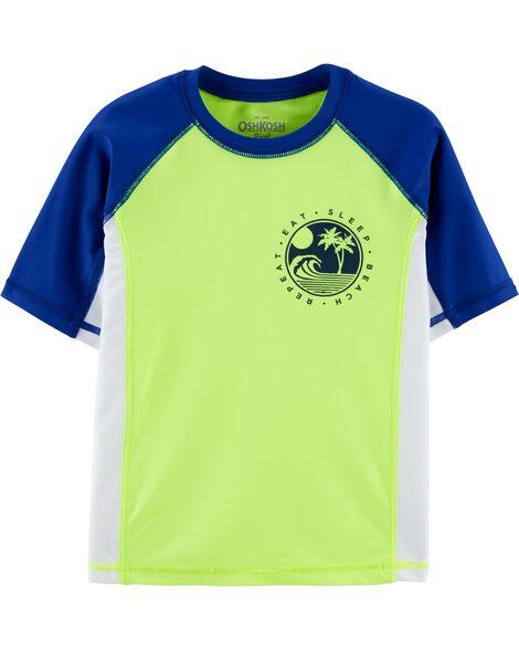Beach UV Swim Shirt