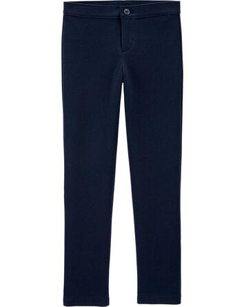 Pantalon d'uniforme scolaire en pon...
