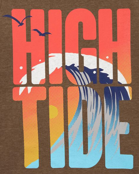 High Tide Snow Yarn Tee