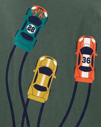 T-shirt en jersey à voiture