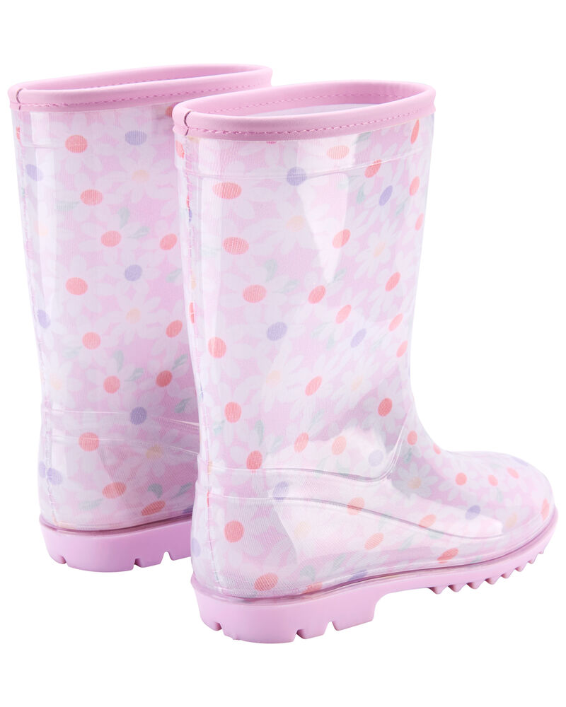 Daisy Rain Boots, , hi-res