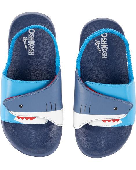 Sandales de plage requin