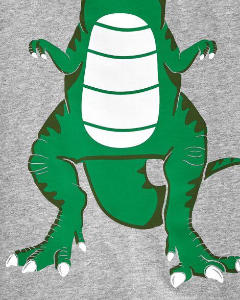 T-shirt en jersey costume de dinosaure