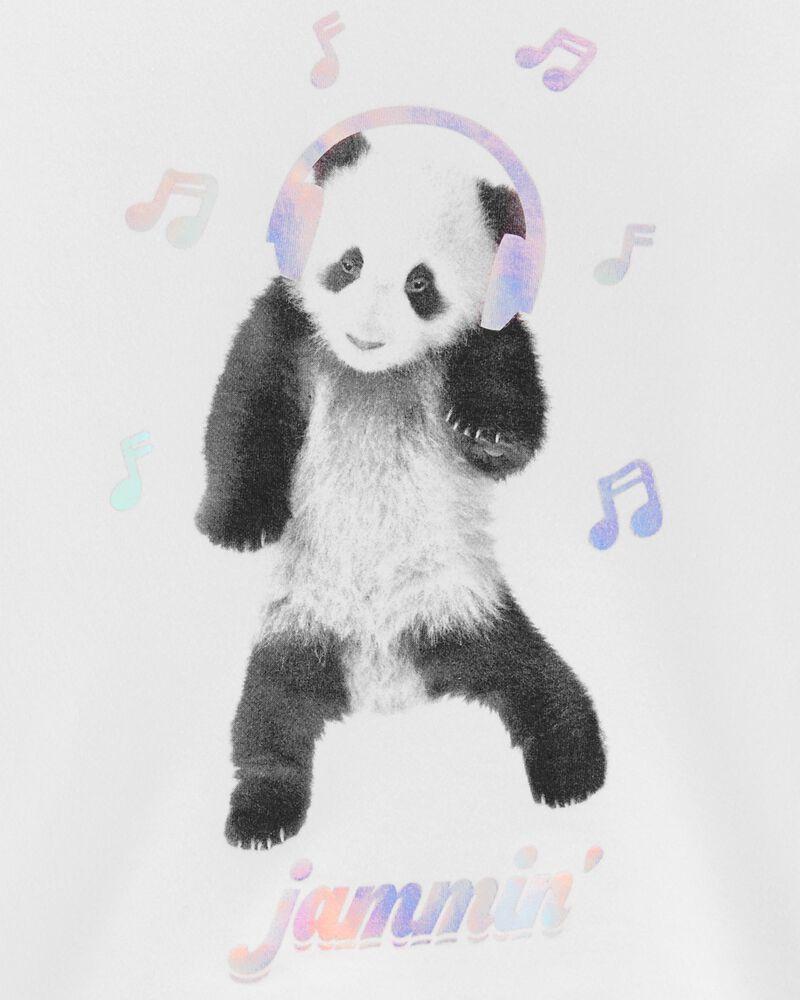 Haut panda à épaules dégagées, , hi-res