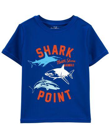 Maillot dermoprotecteur à requin