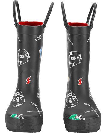 Bottes de pluie hockey