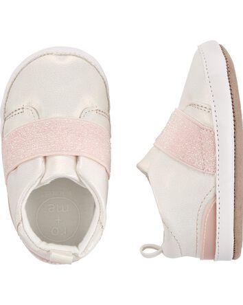 Robeez Haley Sneaker Soft Sole Shoe...