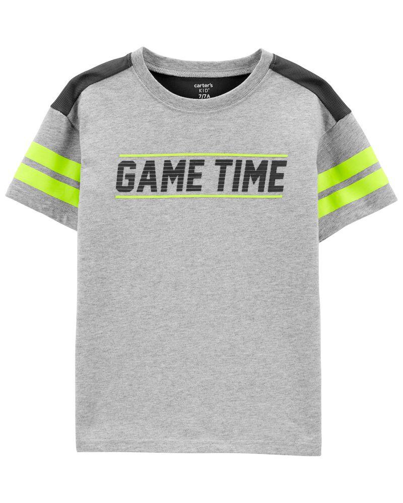T-shirt en jersey Game Time , , hi-res