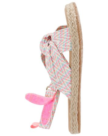 Knot Bow Sandals