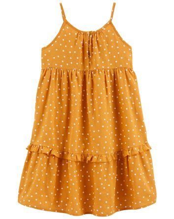 Tiered Ruffle Sun Dress