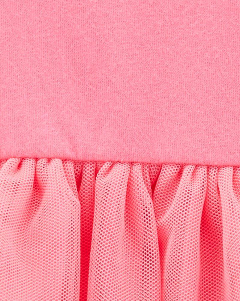 Tutu Jersey Dress, , hi-res