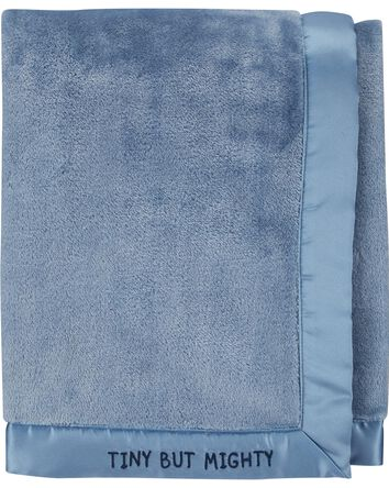 Couverture pelucheuse Tiny But Migh...