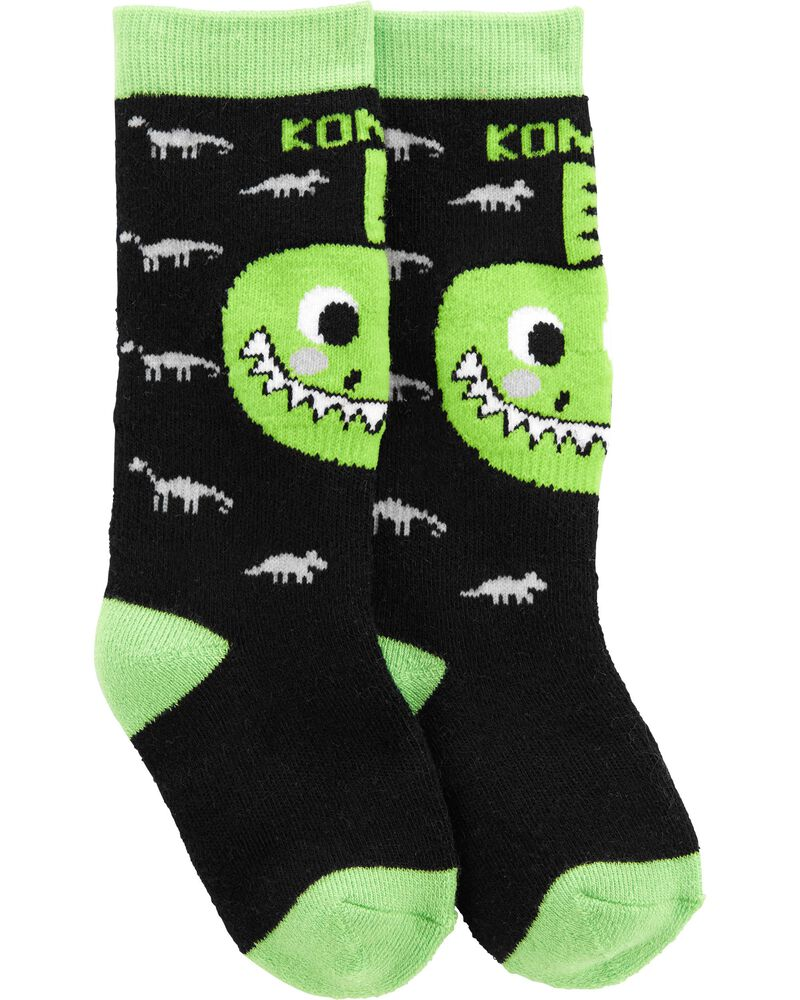 Kombi Sam The Dinosaur Socks, , hi-res