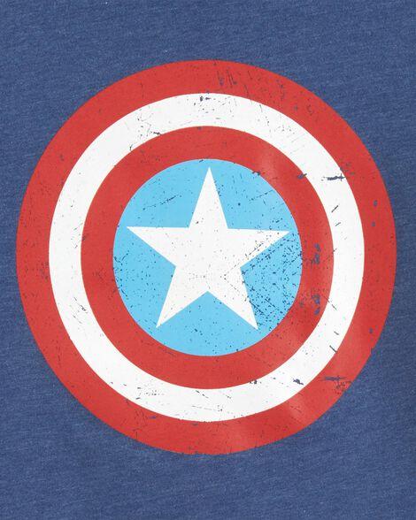 T-shirt Captain America