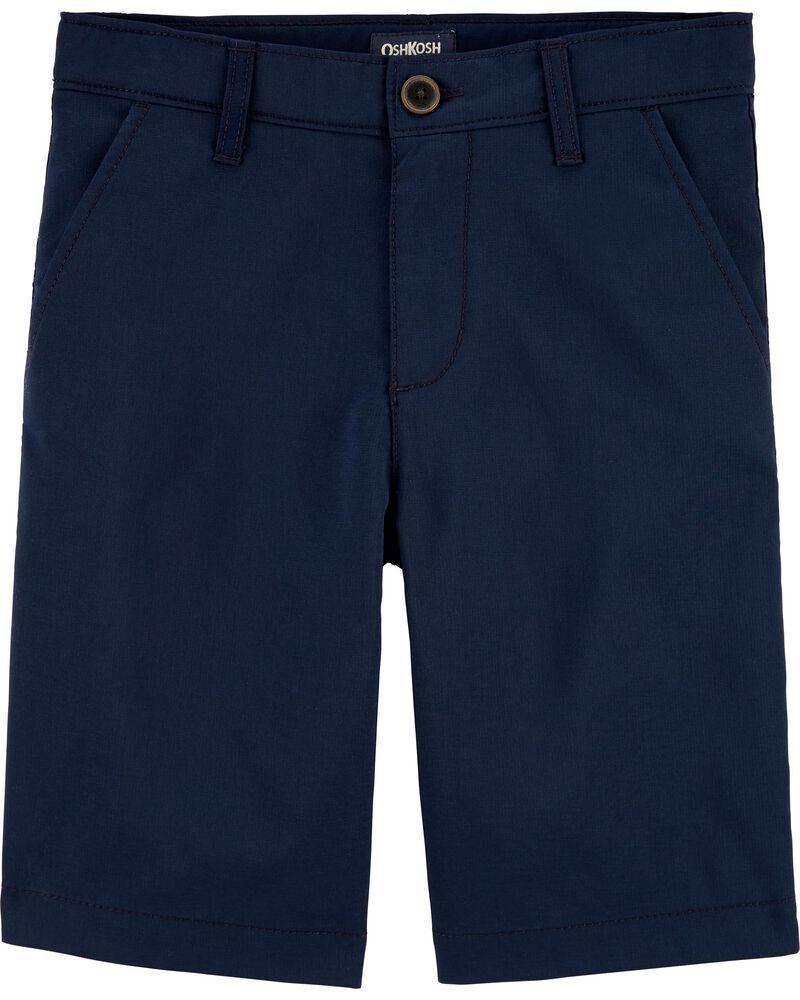 Moisture Wicking Chino Shorts, , hi-res