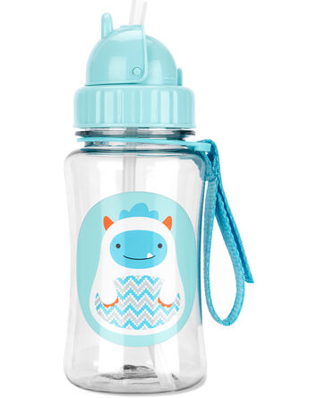 ZOO Winter Straw Bottle- Yeti