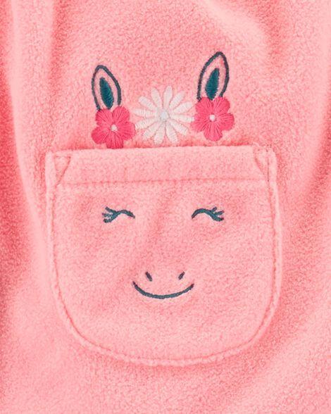 3-Piece Horse Little Vest Set