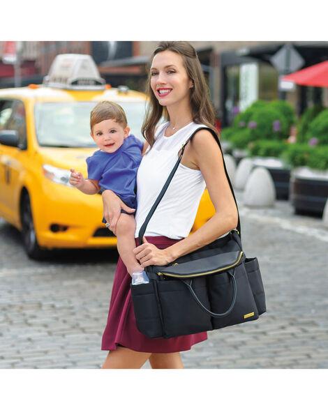 Chelsea Downtown Chic Diaper Satchel
