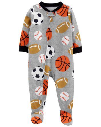1-Piece Sports 100% Snug Fit Cotton...