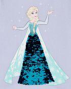 T-shirt Elsa avec paillettes réversibles, , hi-res