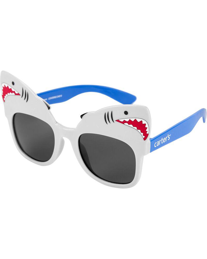 Shark Sunglasses, , hi-res