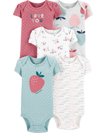 5-Pack Strawberry Original Bodysuit...