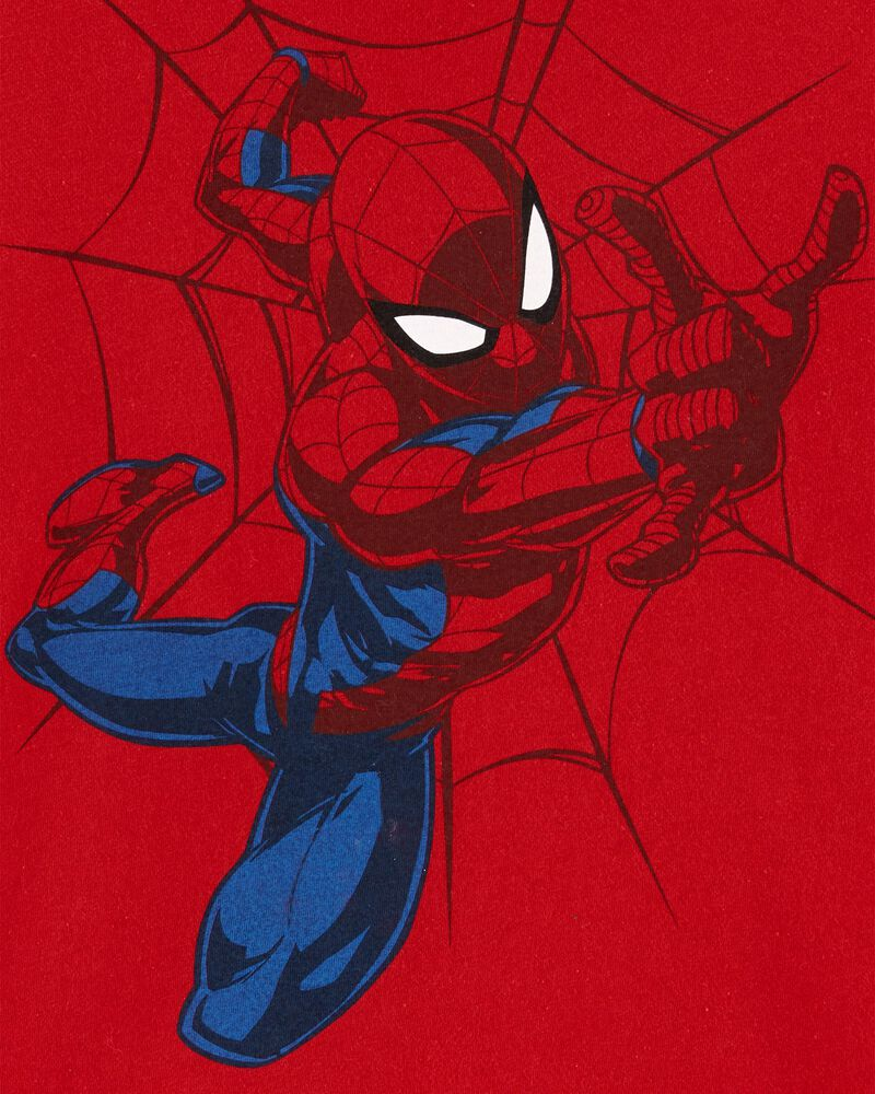 T-shirt Spider-Man qui brille, , hi-res