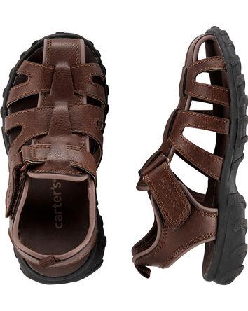 Sandales de style pêcheur