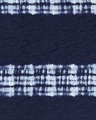 T-shirt à poche teint sur nœud , , hi-res