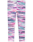 Space Dye Leggings, , hi-res