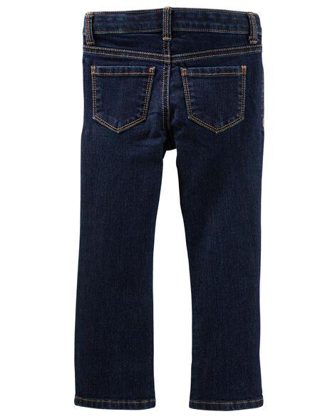 Skinny Bootcut Jeans - Heritage Rinse Wash