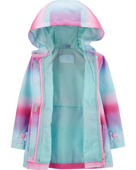 Ombre Rain Jacket