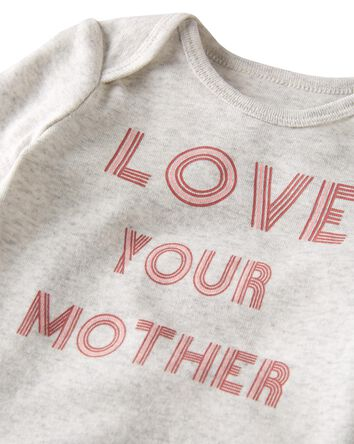 2-Pack Organic Cotton Love Your Mot...