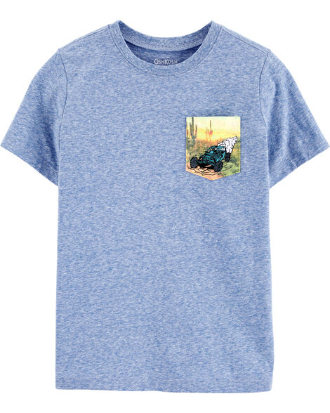 Dune Buggy Pocket Tee