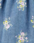 Floral Denim Jumper, , hi-res
