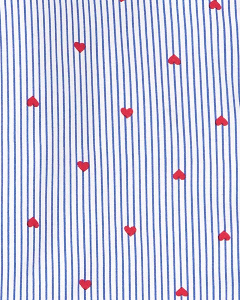 2-Piece Heart Top & Legging Set, , hi-res