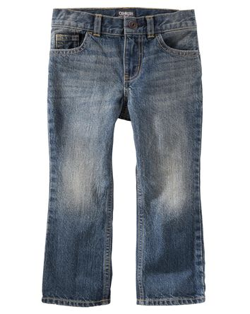 Classic Jeans - Tumbled Medium Fade...