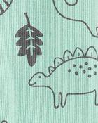 Dinosaur 2-Way Zip Stretch Sleep & Play, , hi-res