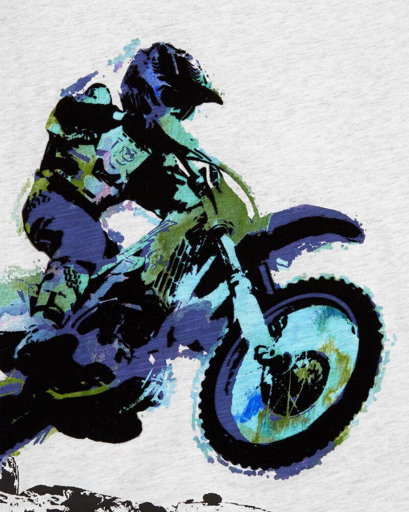 T-shirt Motocross, , hi-res