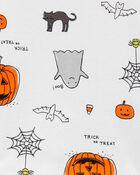 2-Piece Halloween Snug Fit Cotton PJs, , hi-res
