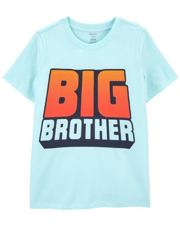 T-shirt en jersey Big Brother