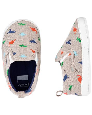 Slip-On Baby Shoes