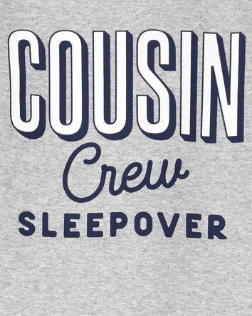 2-Piece Cousin Crew 100% Snug Fit C...
