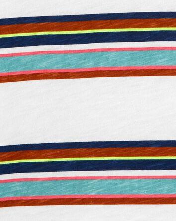 Striped Pocket Tee