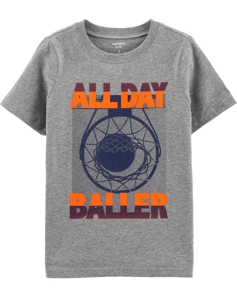 All Star Baller Jersey Tee, , hi-res