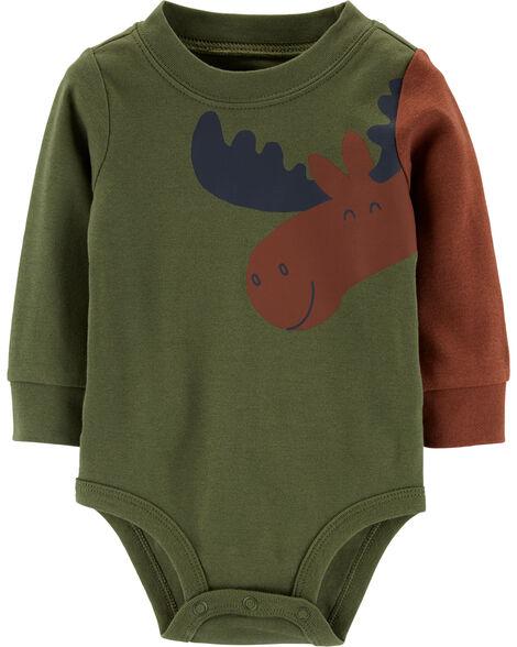 Moose Collectible Bodysuit