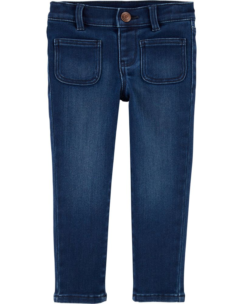 Jegging en denim, , hi-res