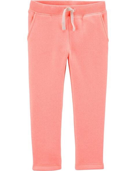 Neon Fleece Pants