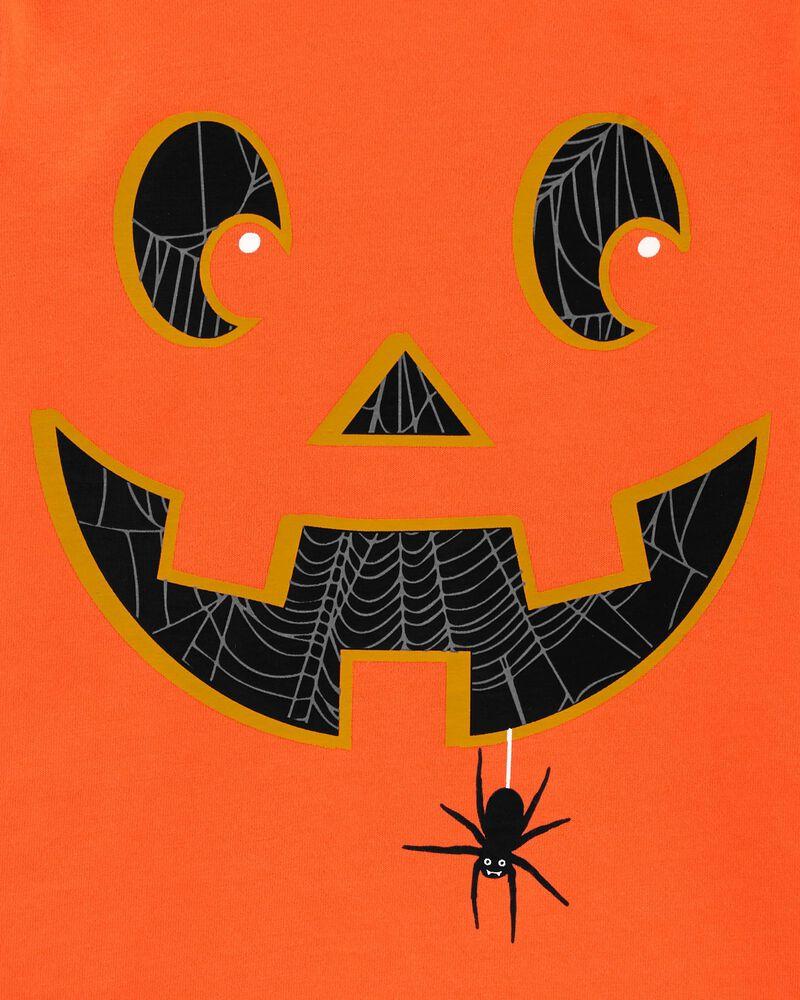 Halloween Glow Jack-O-Lantern Tee, , hi-res